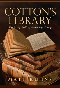 Front cover of Cotton's Library (links to minisite)