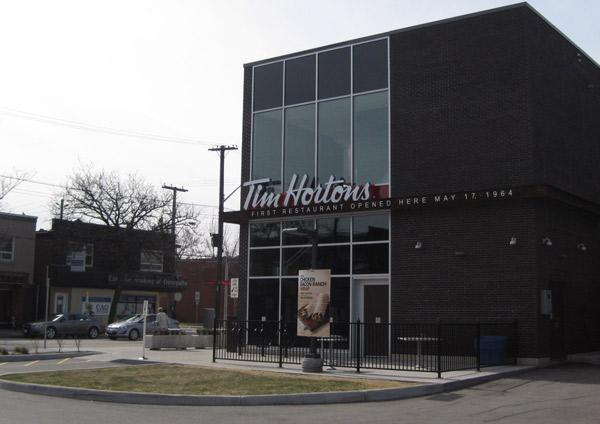 Original Tim Horton's
