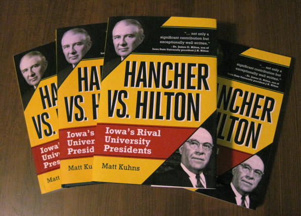 Sample copies of Hancher vs. Hilton